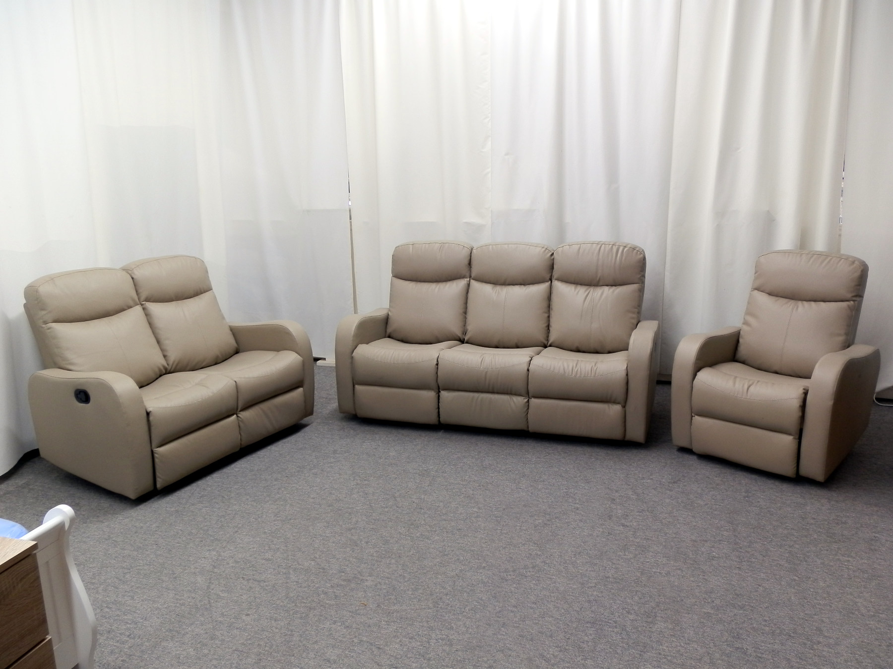 23777 – reclining – sofa – set – MEGA-8865