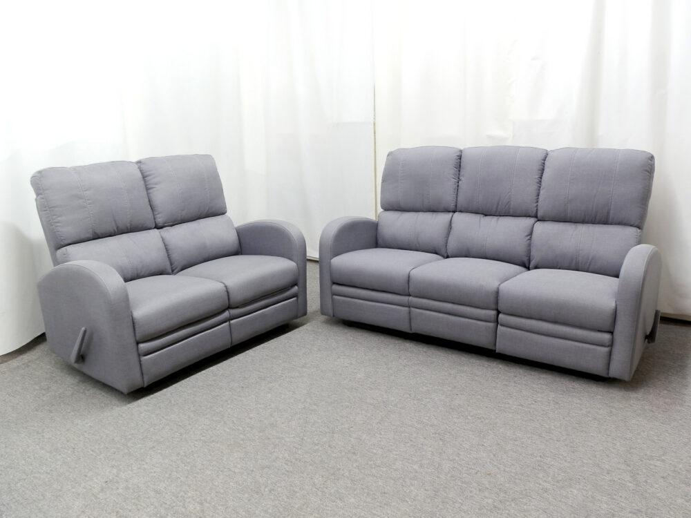 23786 - reclining - sofa - set - MEGA-L7065