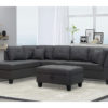 23830 - Chaisse Sofa with Pocket Coil Seating - TF-1232