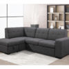 23856 - Chaisse Sofa with Popup Bed & Storage Ottoman - PR-Vincent - Lifestyle
