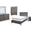 23868 - Bedroom Set - TF-6001