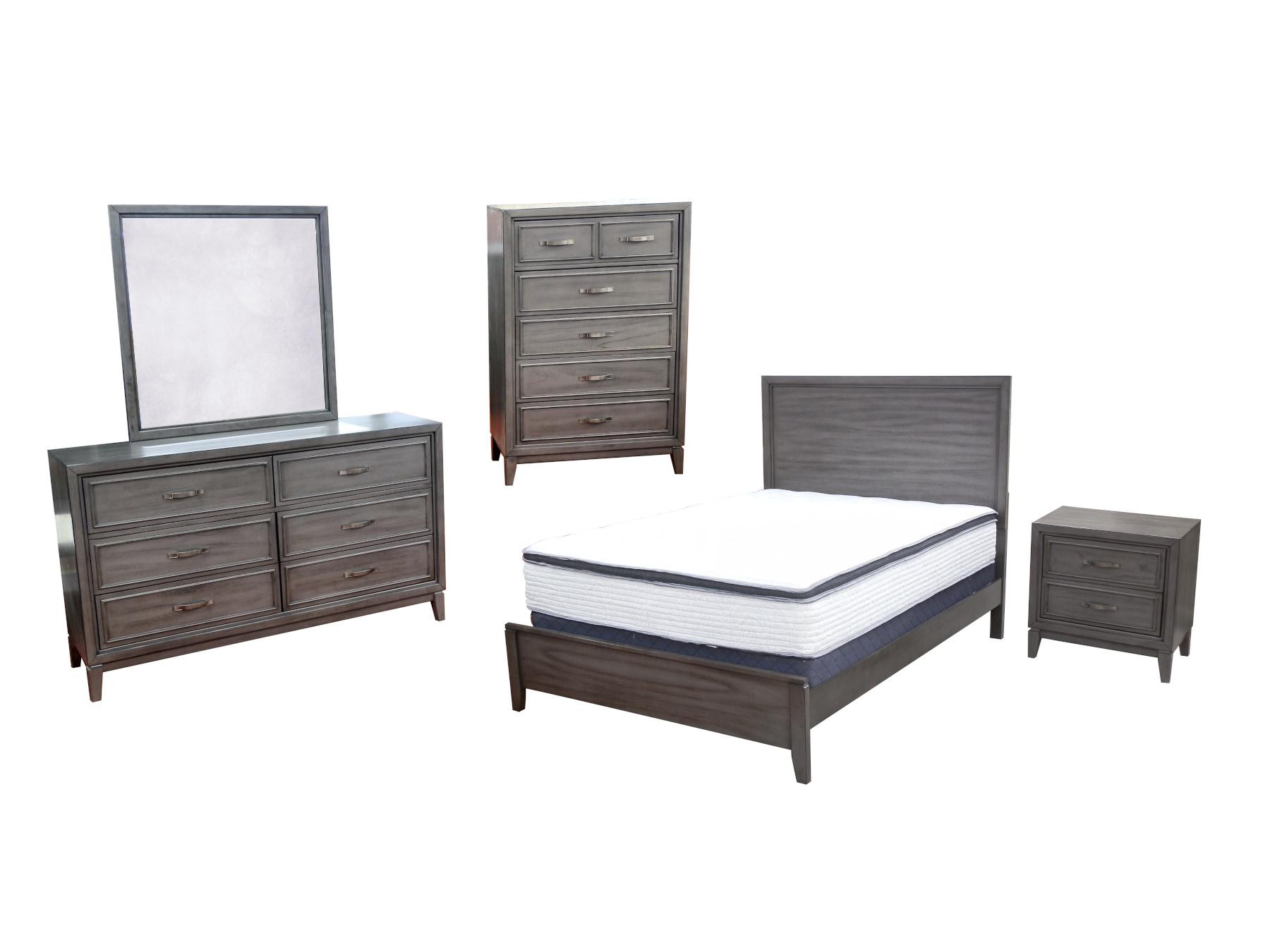 23868 – Bedroom Set – TF-6001