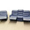 23895 - Reclining Sofa and Recliner - MEGA-7965 - Open