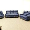 23895 - Reclining Sofa Set - MEGA-7965