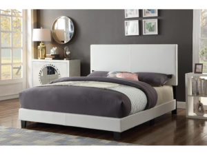 23977 - Bed - TF-2110 - White