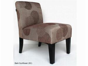 23994 - Accent Chair - CA-GDA134 - Bark Sunflower