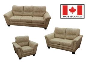 24062 - Sofa Set - FN-4415 BO