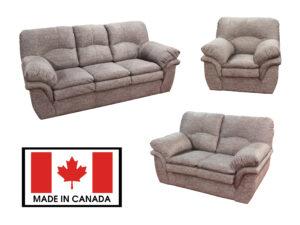 24085 - Sofa Set - FN-6050 LM