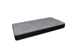 24097 - Quilted Foam Mattress, Twin - TF-T12