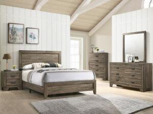 24101 - Bedroom Set - CMK-B9200