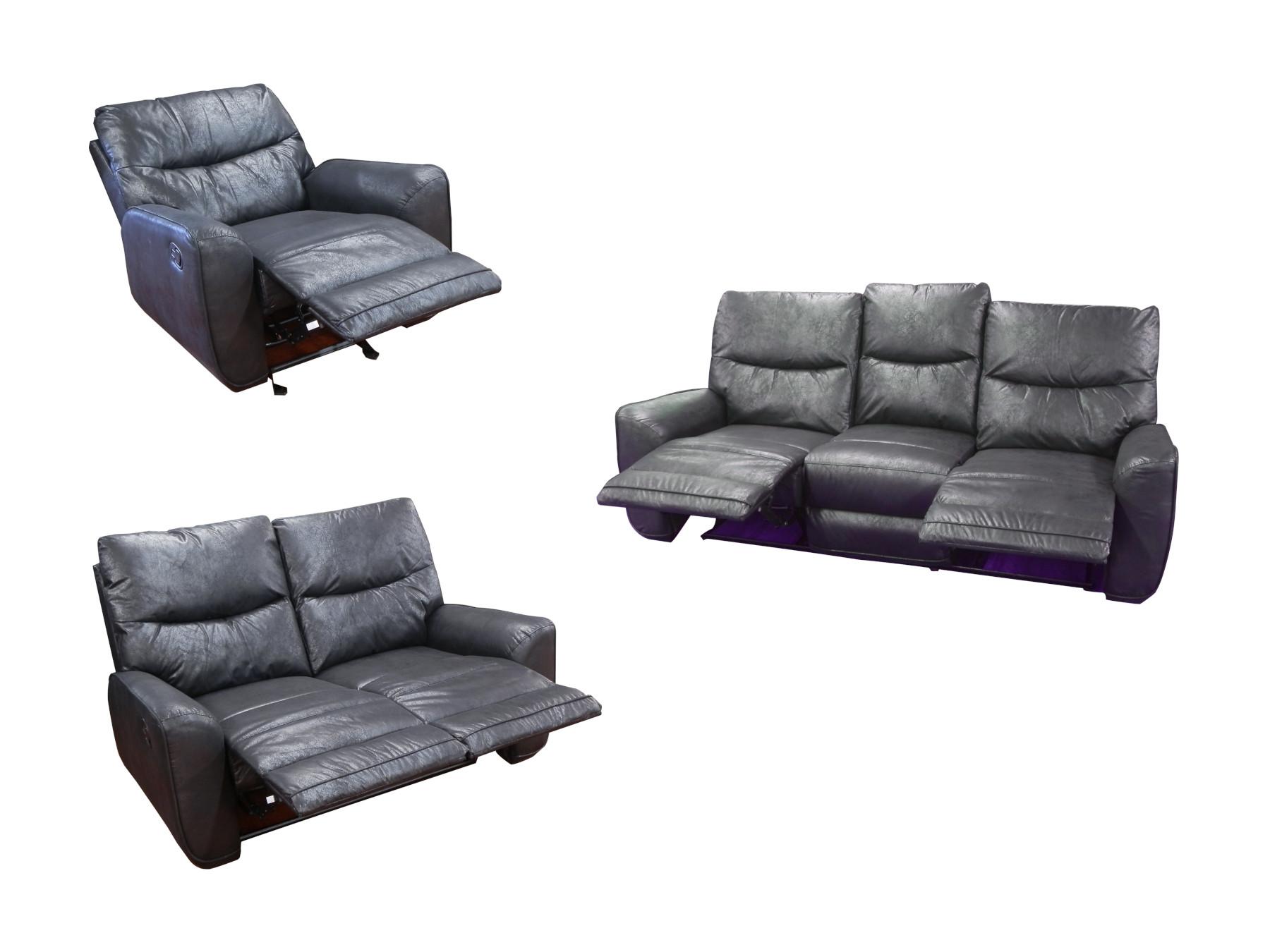 24119 – Reclining Sofa Set – AMA-DC