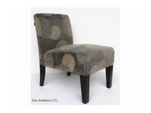24156 - Accent Chair - CA-GDA134 GS