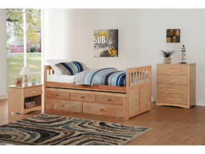24231 - Twin Bed - MF-B2043