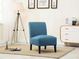 24321 - Accent Chair - MF-453 - Blue