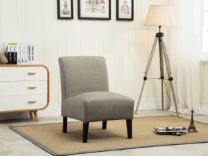 24322 - Accent Chair - MF-453 - Grey