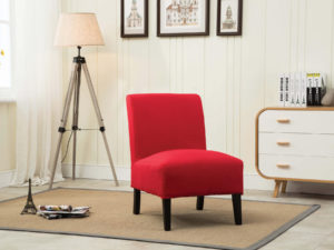 24323 - Accent Chair - MF-453 - Red