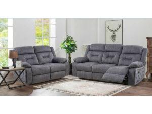 24381 - Sofa Set - LTS-Recardo