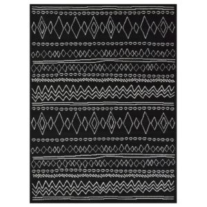 24413 - rug - soho-537-black