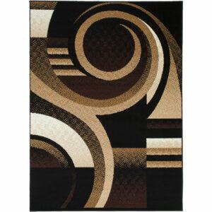 24419 - rug - moderno-19-black