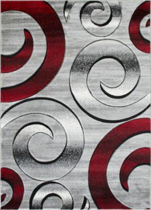 24421 - rug - davincii-416-red