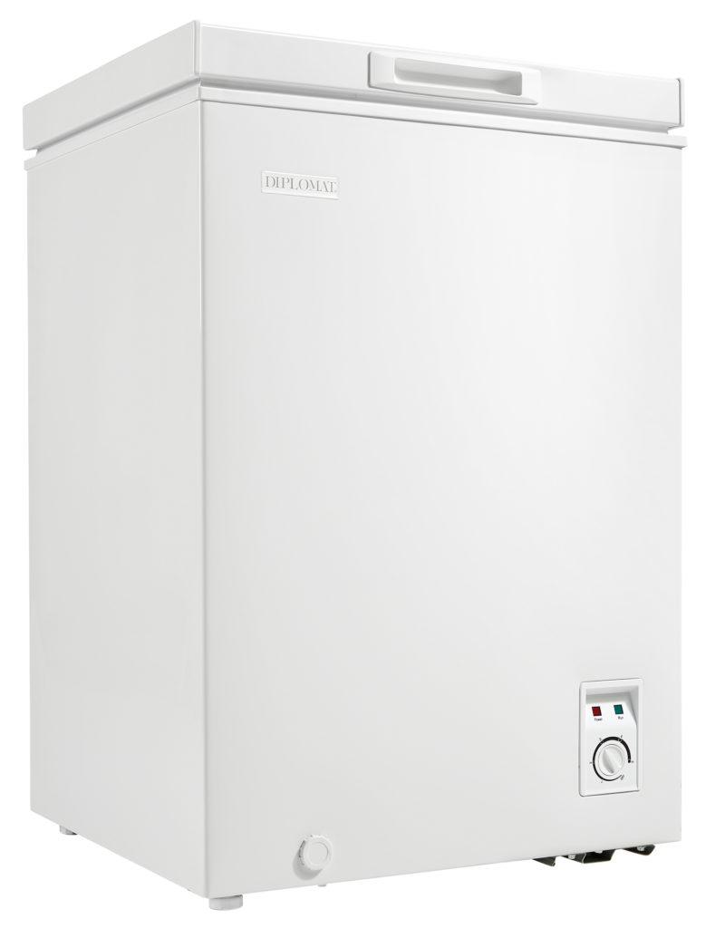4 cubic foot freezer