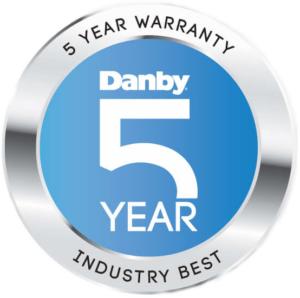 Danby 5-year Warranty
