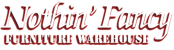 Nothin' Fancy Furniture Warehouse - Logo
