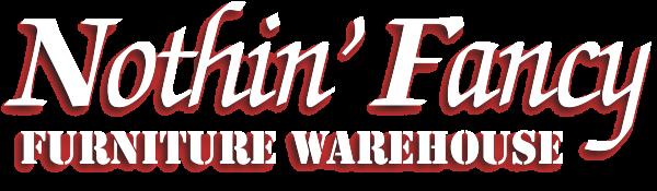 Nothin' Fancy Furniture Warehouse - Logo